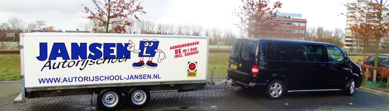 autorijschool jansen. aanhangerrijles, alkmaar, amsterdam, haarlem, schagen, hoorn, leiden, den haag, rotterdam